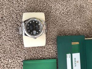Silver wrist watch for Sale in Aptos, CA
