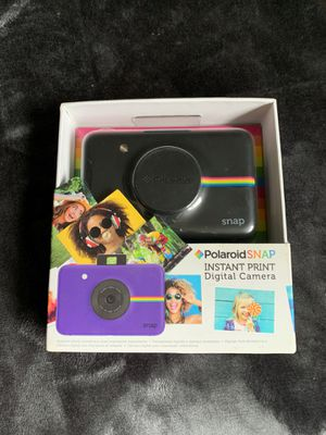 Polaroid snap instant print digital camera for Sale in Calabasas, CA