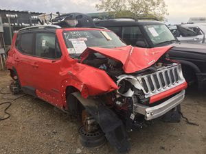 2015 Jeep Renegade For Parts Only! for Sale in Fresno, CA
