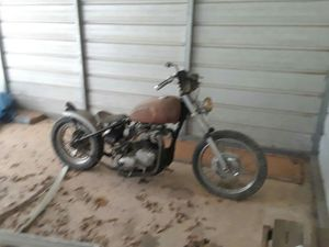 1963 triumph Bonneville motorcycle original bike for Sale in Athens, GA