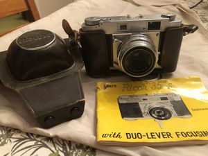 Ricoh 35 camera with instruction book for Sale in Bluff City, TN