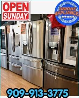 🌹BRAND NEW REFRIGERATORS IN STOCK !! LG SAMSUNG KITCHEN AID VIKING AND MORE '''' NO CREDIT NEEDED for Sale in Hesperia, CA