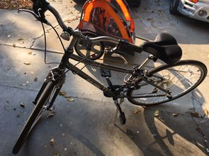 Raleigh bike and trailer for Sale in Sunnyvale, CA
