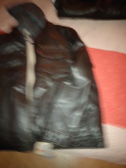 Levi Leather Jacket for Sale in Oklahoma City,  OK