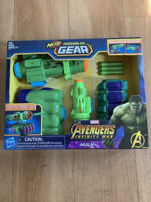 Nerf Gun (Hulk Assembler Gear) for Sale in Centreville, VA