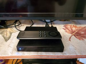 FIRE TV STREAMING DEVICE WITH REMOTE for Sale in Visalia, CA