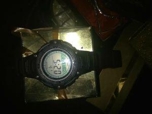 Casio men's digital watch for Sale in Wichita, KS