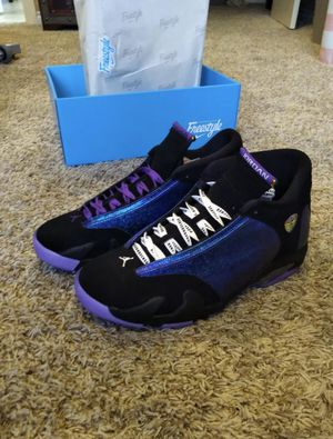Brand new men's air Jordan retro 14 size doernbeckers by Ethan Ellis size 11.5 .Price is firm no trades for Sale in The Bronx, NY