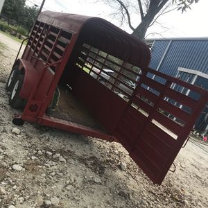 Horse Trailer For Sell for Sale in Houston, TX