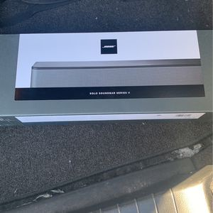 Bose Solo Soundbar for Sale in Richmond, CA