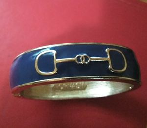Fornash Navy Blue Enamel Bit Bracelet for Sale in Nashville, TN