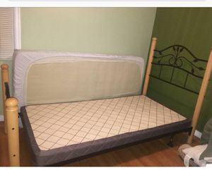 Twin size bed frame for Sale in Portland, OR