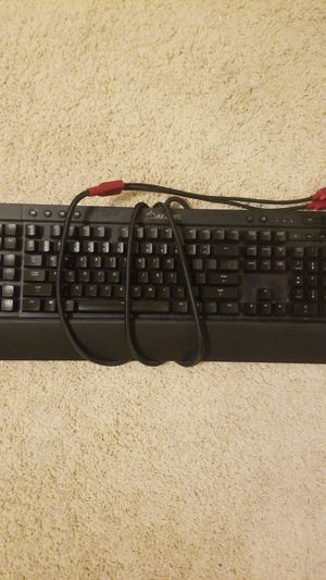 Corsair Gaming Keyboard for Sale in Morrisville, NC