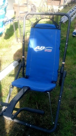 Ab lounger sport for Sale in Aberdeen, WA