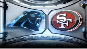 NC Panthers VS 49ers 10/27/19 for Sale in Pittsburg, CA