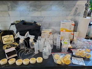 Medela new set comes with everything for Sale in Garland, TX