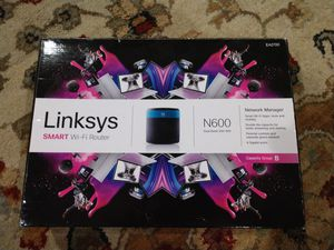 Linksys smart dual band wifi router for Sale in Des Moines, WA