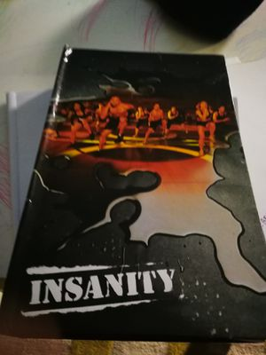 Insanity workout CD's plus blue ray DVD player for Sale in Orlando, FL