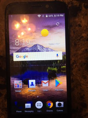 ZTE Phone for Sale in Hyattsville, MD