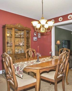 Dining Room set with Armoire for Sale in Jackson Township, NJ