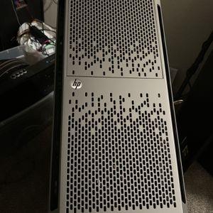 Hp Proliant Ml350p Gen 8 Server for Sale in Fresno, CA