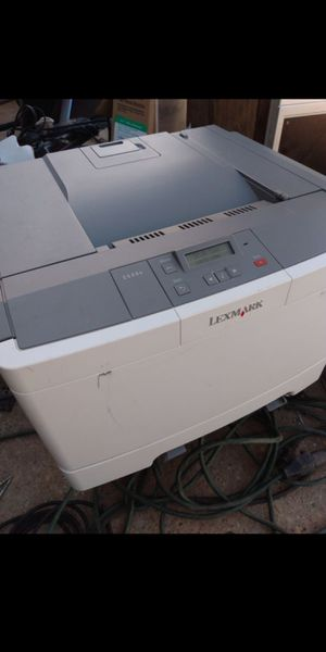Lexmark laser printer for Sale in Grand Prairie, TX