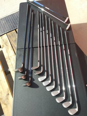 Golf clubs, carts and more for Sale in Palmdale, CA