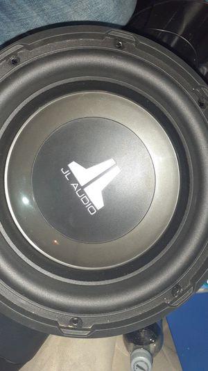 JL Audio 10w1v3.4 sub for Sale in Spring, TX
