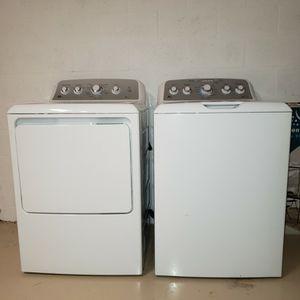 GE Washer & Dryer Set for Sale in Bonita Springs, FL