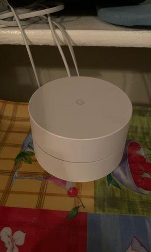 Google WiFi for Sale in Dallas, TX