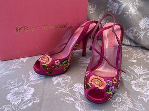 Betsey Johnson Ashleigh heels for Sale in Fremont, CA