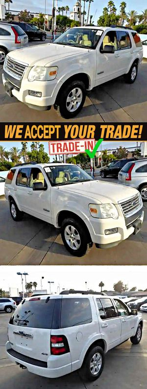 2008 Ford ExplorerXLT 4.0L 4WD for Sale in South Gate, CA