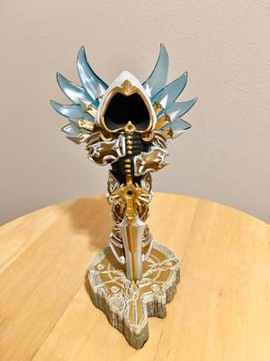 Diablo 3 Mini Tyreal Statue Blizzcon 2011 Exclusive for Sale in Portland, OR