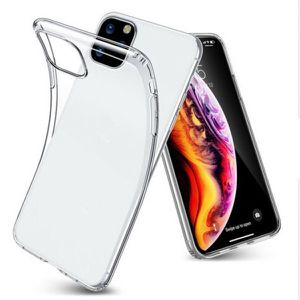 iPhone 11 Pro Slim Clear Gel Case for Sale in Los Angeles, CA