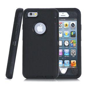 NEW Drop Protection Hybrid Case with 2 Layers and Holster for iPhone 6/6S for Sale in Scottsdale, AZ