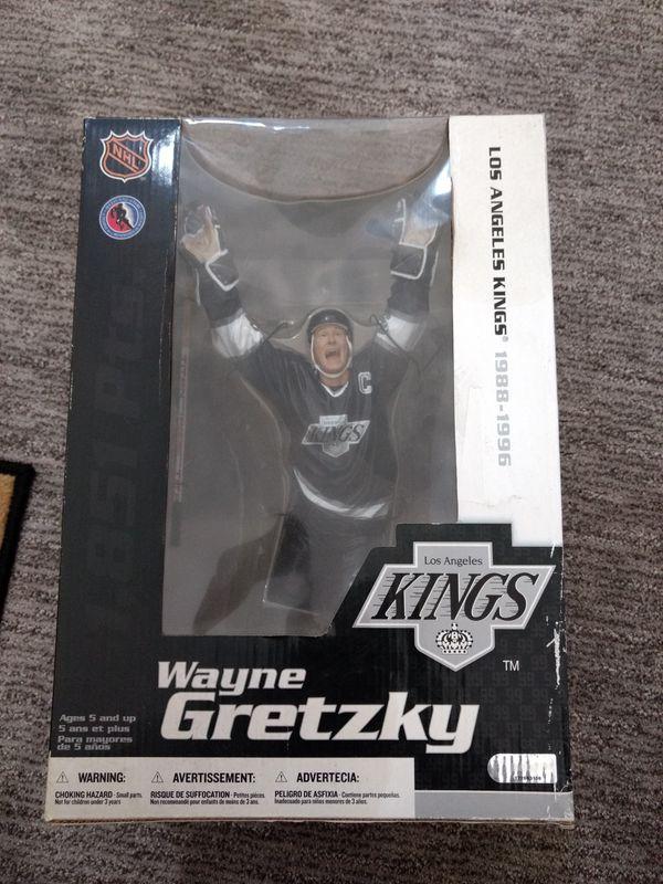 NHL Legends Wayne Gretzky Action Figure