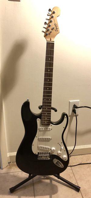 Fender Squier Stratocaster for Sale in Boston, MA