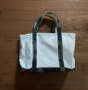 LL BEAN TOTE BAG - SMALL for Sale in New York, NY