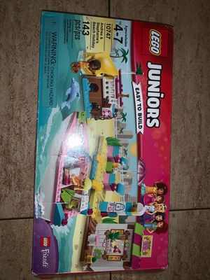 Andrea and Stephanie's beach holiday girls LEGO junior playset trailer camper for Sale in Miami, FL