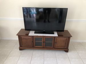 Entertainment Center Low Profile for Sale in Fort Lauderdale, FL