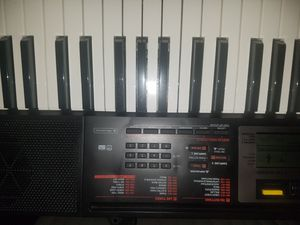 Casio keyboard Recordable for Sale in Forest Heights, MD