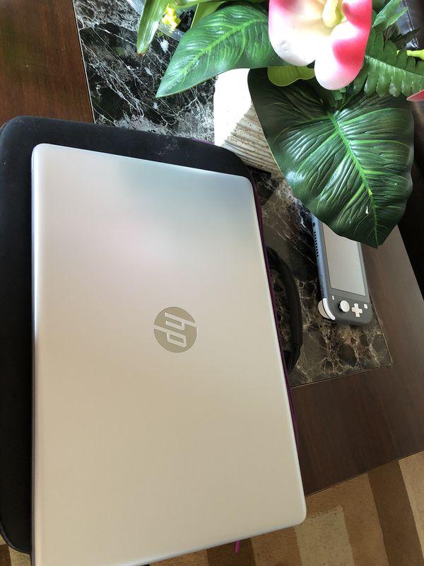 "HP 15.6"" Laptop with Windows 10, DVD Player/Writer, Bluetooth/HDMI/Ethernet - 1TB Storage (15-"