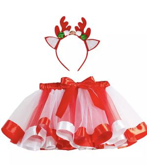 Size 6 Tutu Skirt Girls Cake Tutu Pettiskirt Dance Mini Skirt Birthday Princess Ball Gown Children Kids Clothes 4 Layers Tulle Skirts for Sale in Austell, GA