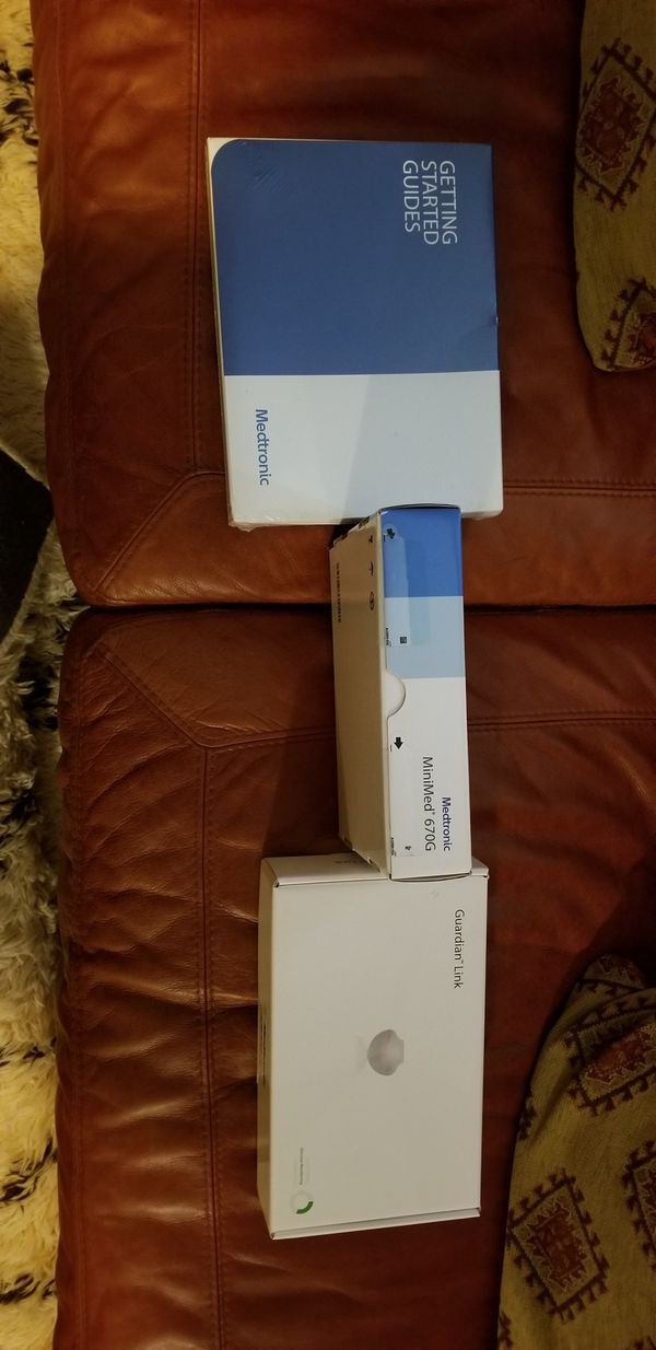 Medtronic 670G Insulin Pump for Sale in Tyler, TX - OfferUp