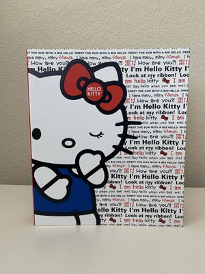 Hello Kitty Binder for Sale in Roseville, CA
