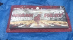 Wireless Miami heat keyboard in the original wrapping. for Sale in Bay Harbor Islands, FL