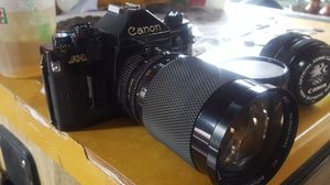 Canon A-1 film camera (Vintage collectable) for Sale in Aurora, CO