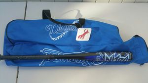 Wilson Nitro (-12) Youth Baseball Bat with Diamond bag for Sale in San Diego, CA