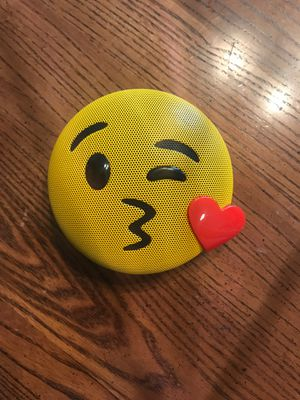 Emoji Bluetooth Speaker for Sale in Canton, MI