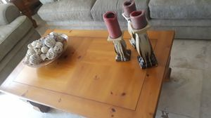 TABLES SET - MIRROR - CANDLE HOLDER for Sale in Hialeah, FL